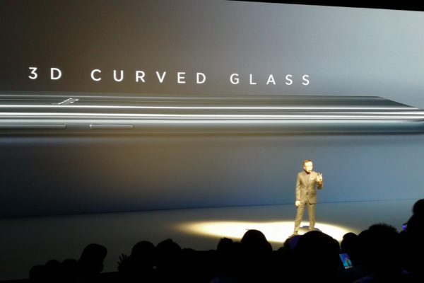 Honor 9 3D curved Design