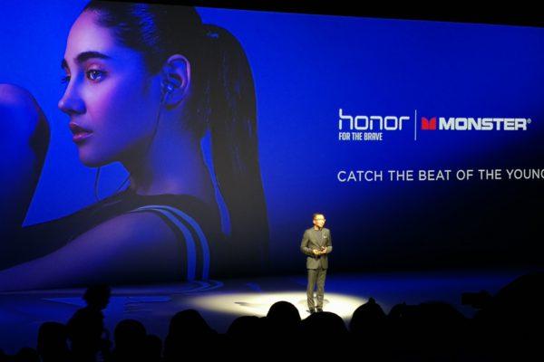Honor + Monster Partnerschaft