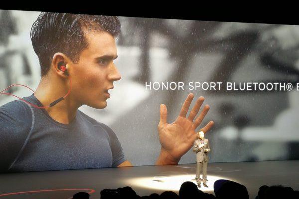 10 Akkulaufzeit mit den Bluetooth Kopfhörern von Honor