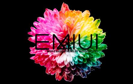 EMIUI 7.2 Theme Logo