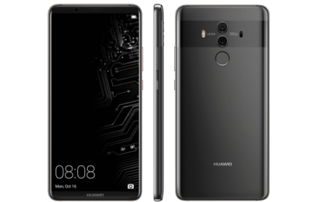 Huawei Mate 10 Pro im Hands On