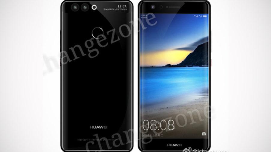 Huawei P10 Gerüchte um das Design